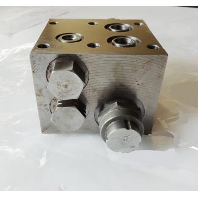 Блок клапанов  мотора SMF20