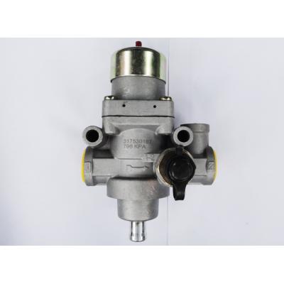 Регулятор давления воздуха кран  Liaz AD14, 317530187